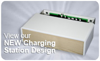 View our New Charging Station Design