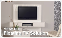 View our Floating TV Solution