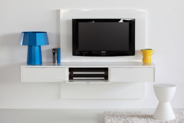 Floating Tv Panels