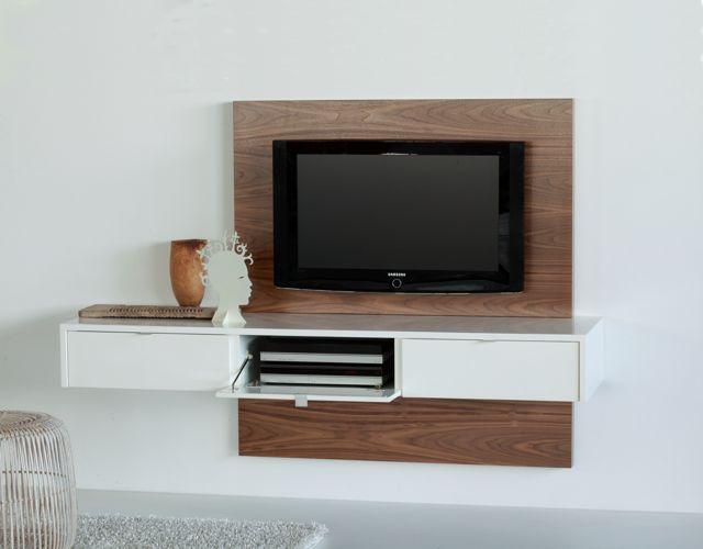 Floating TV Panels