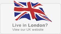 Live in London? View our UK website